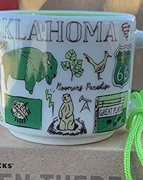 Starbucks OKLAHOMA BEEN THERE SERIES ACROSS THE GLOBE COLLECTION ORNAMENT