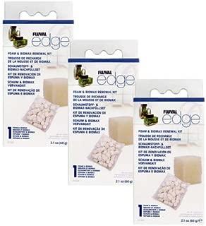 Hagen Fluval Edge Foam Pad and BioMax Renewal Kit, by Fluval Edge