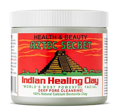 Aztec Secret Lot de 12 argile cicatrisante pour le visage 450 g