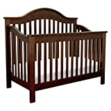 DaVinci Jayden 4-in-1 Convertible Crib in Espresso, Greenguard Gold Certified