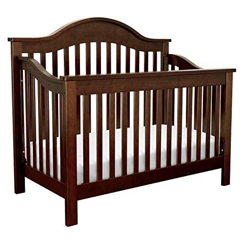 da vinci cribs DaVinci Jayden 4-in-1 Convertible Crib in Espresso, Greenguard Gold Certified
