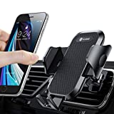 Andobil Car Phone Mount, Upgraded Strong Aviation Material Newest Car Phone Holder for Air Vent Compatible with iPhone 11/11 Pro/11 Pro Max/8 Plus/X/XR/SE Samsung Galaxy Note20/S20/S20+/S10/S9/S8