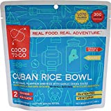 GOOD TO-GO Cuban Rice Bowl - Double Serving |...