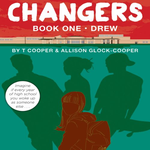 Changers audiobook cover art