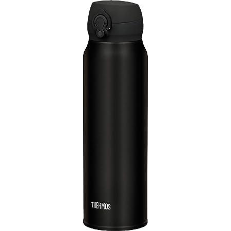 Michelino Isolierflasche Thermosflasche Edelstahl-Trinkflasche 1,0L Weiß Thermo