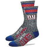 New York Giants NFL Got Marbled? Crew Socks