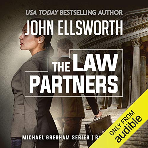 Michael Gresham: The Law Partners audiobook cover art