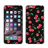 【セール価格】 iPhone6(4.7inch)【Gizmobies(ギズモビーズ)xDressCamp(ドレスキャンプ)】(5color) 背面保護 プロテクター ブランドカバー (Cherry)