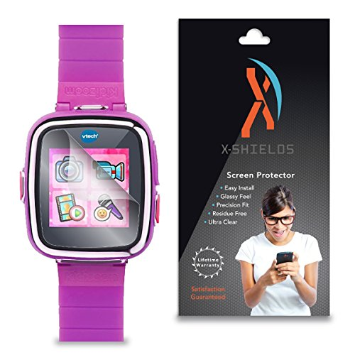 XShields (5-Pack) Screen Protectors for VTech KidiZoom DX Smartwatch (Ultra Clear)