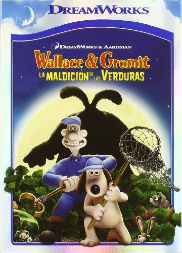 Wallace Gromit: La Maldición De Las Verduras [DVD]