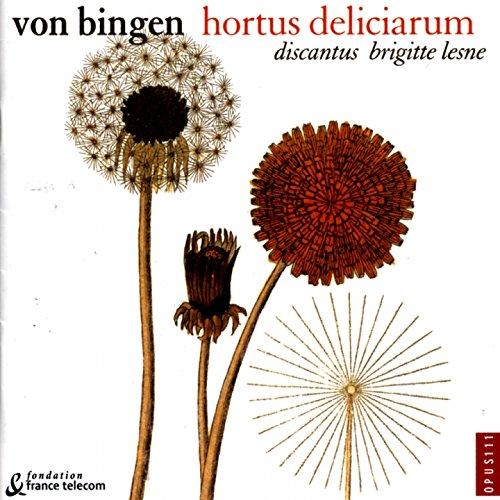 Hortus Deliciarum (Chants Grégoriens Du XIIe S.)