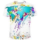 SSBZYES Camisetas para Hombre Camisetas De Manga Corta para Hombre Camisetas De Talla Grande Camisetas Casual De Manga Corta Estampada con Cuello Redondo para Hombre Camisetas De Manga Corta