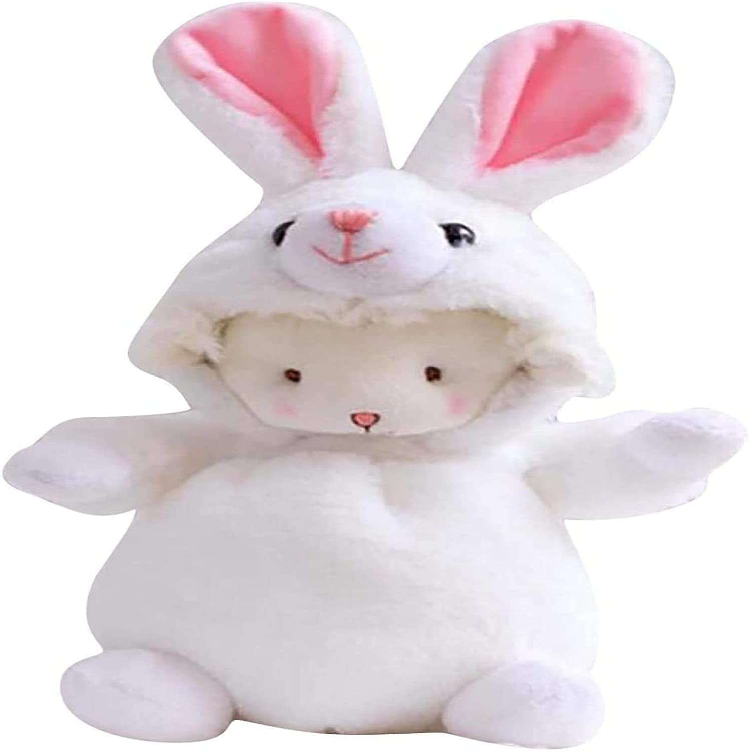 Plush Toys White Rabbit Doll Shape Washington Mall be Back Limited time for free shipping Pillows can Used