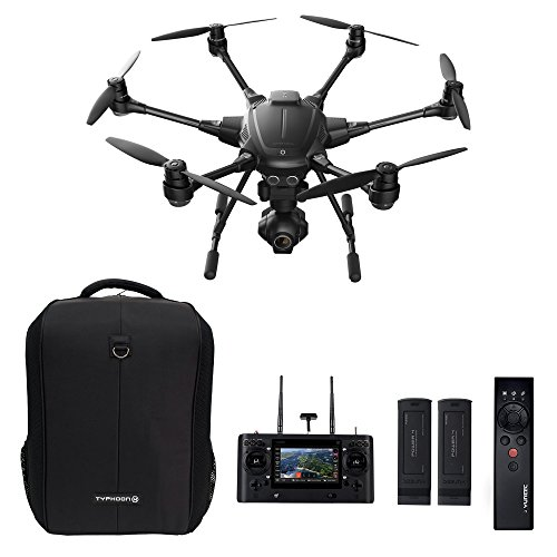 Yuneec Typhoon H UHD 4K Collision Avoidance Hexacopter...