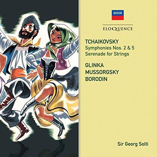 Sir Georg Solti, Israel Philharmonic Orchestra, Berliner Philharmoniker & Paris Conservatoire Orchestra