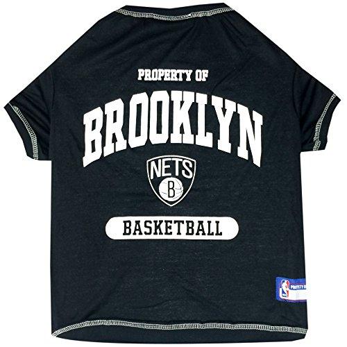Pet T-Shirt–Hunde T-Shirt–Cat T-Shirt–NBA T-Shirt–NBA Tier Shirt–Basketball Hunde Tee–12Teams in 4Größen–für Hunde oder Katzen