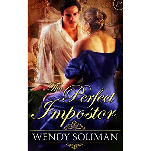The Perfect Impostor audiobook cover art