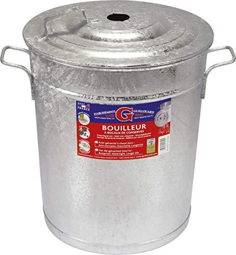 Guillouard 011610 - Sterilizzatore per barattoli da conserva