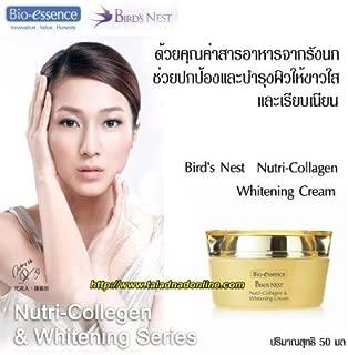 Bio-essence Bird's Nest Nutri Collagen Whitening Cream 50 G. [Free for You Beauty Gift]