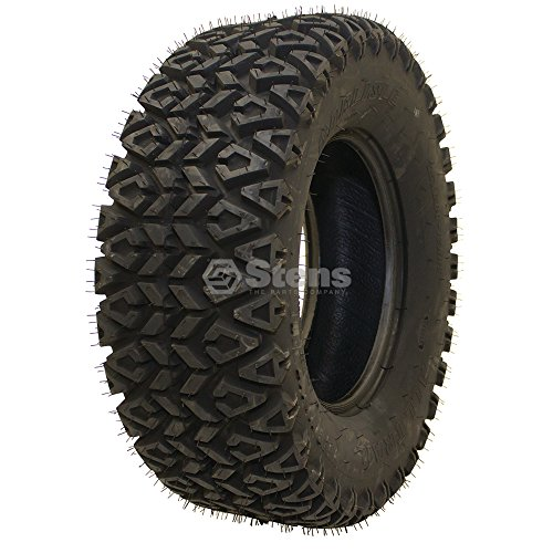 "Stens 165-385 Carlisle Tire, 25"" x 8.00""-12"" All Trail, 4-Ply"
