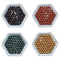 白い強くて安全な重み付け超硬粘土ペレット8mm9 mm 10mm強い11mm弓粒mm粘土ペレット、2.5kg-安全な泥丸薬(9-10)mm、2.5kgパッケージ