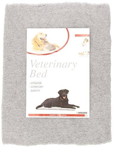 Kruuse Veterinary Bedding Vet Panier pour Chien Gris 66 x 51 cm