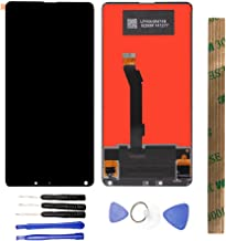 JayTong LCD Display & Replacement Touch Screen Digitizer Assembly with Free Tools for Xiaomi Mi Mix 2S / Mix2s Black