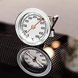 Zoom IMG-1 lantelme 4895 termometro per grill