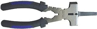 Westward, 2CZD6, Welding Pliers, 8 in Carbon Steel