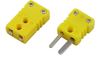 thermocouple plug types