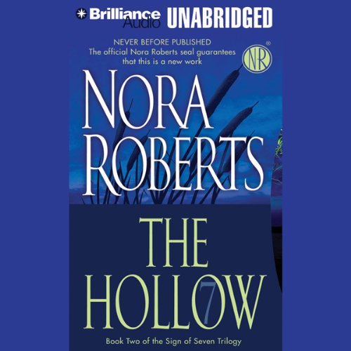 The Hollow audiobook cover art