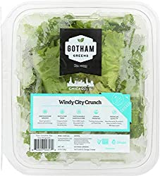 Gotham Greens Windy City Crunch Lettuce, 4.5 oz Clamshell