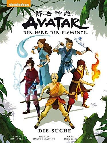 Avatar – Der Herr der Elemente: Premium 2: Die Suche (Comicband)