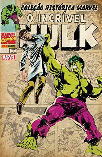 Coleção Histórica Marvel: O incrível Hulk v. 1