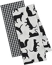 Best black cat dish towels Reviews