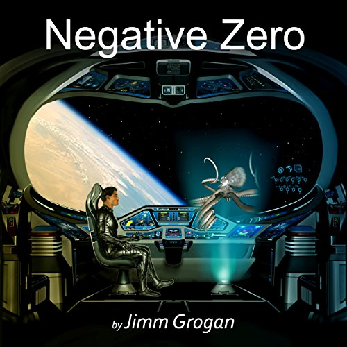 Negative Zero audiobook cover art