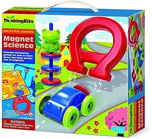 The Good Gift Shop sp stes Geschenk. Kinder Thinking Kits - Magnet Wissenschaft Eine intelligente Art, etwas über Geologie zu Lernen
