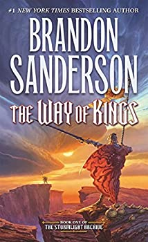 The Way of Kings  By Sanderson Brandon  Author  Mass Market Paperbound on 24-May-2011