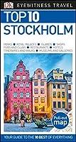 DK Eyewitness Top 10 Stockholm (Pocket Travel Guide)