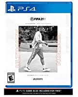 FIFA 21 - Ultimate Edition (輸入版:北米) - PS4
