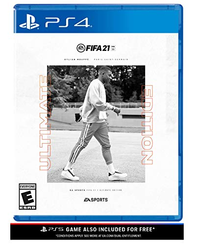 FIFA 21 Ultimate Edition, Electronic Arts, PlayStation 4 & PlayStation 5
