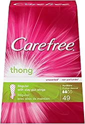 which is the best carefree feminine pads in the world