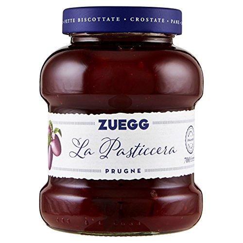 Zuegg - Le Vellutate, Prugne - 6 pezzi da 700 g [4200 g]
