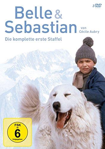 Belle und Sebastian - Staffel 1 (3 DVDs)