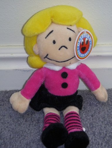 Hard to Find 12 Inch Plush Clifford Emily Elizabeth Plush Doll
