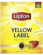 Lipton Yellow Label Black Loose Tea, 800g