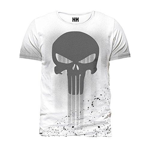 Noorhero - T-Shirt Uomo - The Punisher Vol. 2