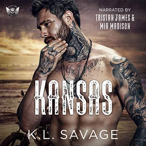Kansas Audiobook By K.L. Savage cover art