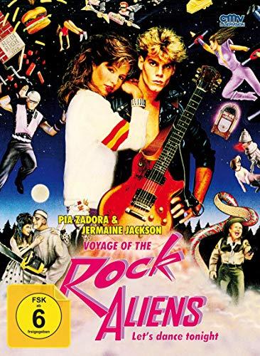 Voyage of the Rock Aliens - Mediabook - Cover B - Limited Edition  (+ DVD) (+ Bonus-DVD) [Blu-ray]