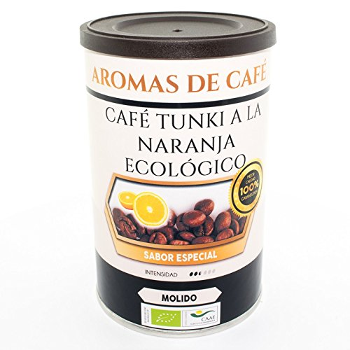 Aromas de Café - Café en Cápsulas Tunki a la Naranja Ecol